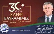 """Başkan Sarıalioğlu, """"Bu Zaferlerin Üzerine Yeni Şanlı Şöhretli Bir Gelecek Hazırlayalım"""""""