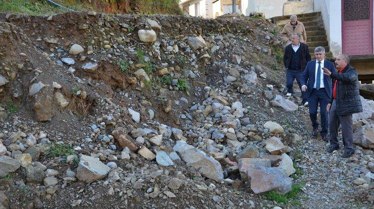 Başkan Sarıalioğlu, Ağaçseven Mahallesi'nin Sorunlarını Dinledi