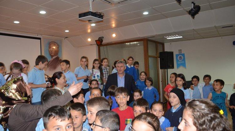 Başkan Sarıalioğlu'ndan 2016-2017 Eğitim Öğretim Yılı Mesajı