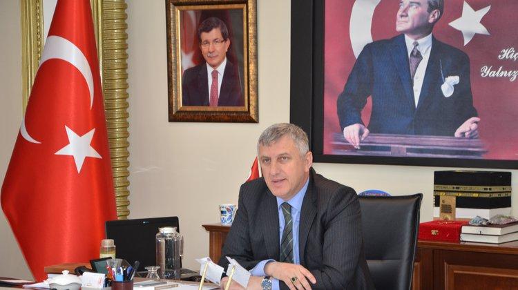 Başkan Sarıalioğlu: 'Acımız Büyük, Başımız Sağolsun!'