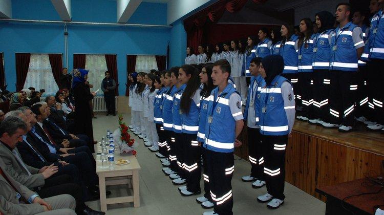 Taşhan Mesleki ve Teknik Anadolu Lisesi 10. Sınıf Öğrencilerinden Yılsonu Etkinliği