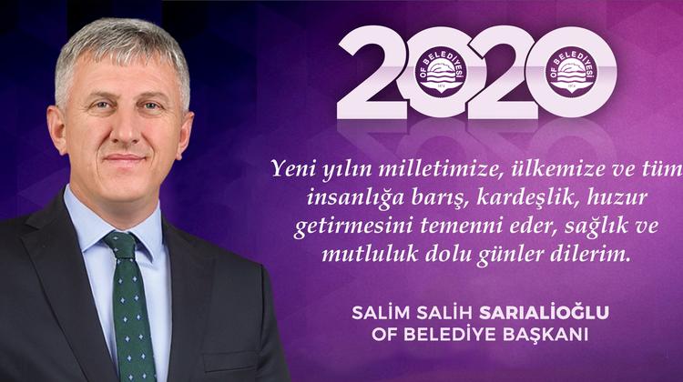 Başkan Sarıalioğlu'ndan Mekke'nin Fethi ve Yeni Yıl Mesajı