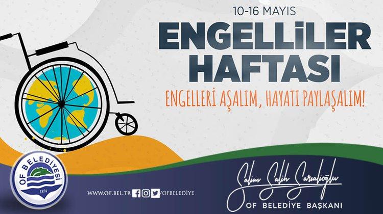 """Başkan Sarıalioğlu: """"Hayatı Birlikte Paylaşıyoruz"""""""