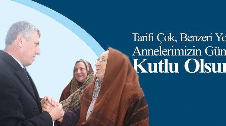 Of Belediye Başkanı Sarıalioğlu'ndan Anneler Günü Mesajı