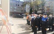 Of'ta 19 Eylül Gaziler Günü kutlandı