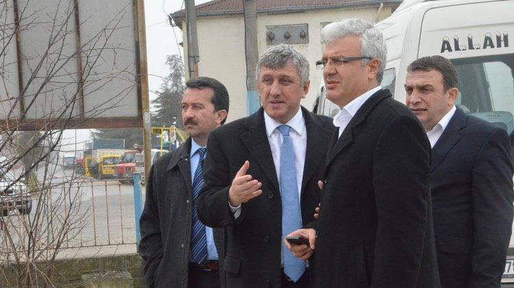 Başkan Sarıalioğlu, 'Modern Bir Of İçin Çalışmalarımız Devam Ediyor'