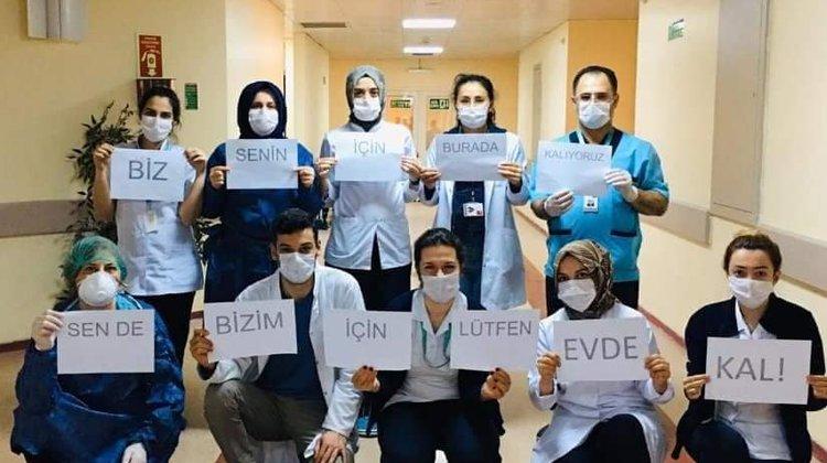 Başkan Sarıalioğlu'ndan Sağlık Çalışanlarına Kutlama