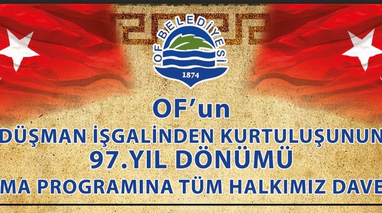 """Başkan Sarıalioğlu: """"97.yıla yakışır coşkuyla kutluyoruz"""""""