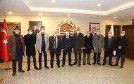 AK Parti Of İlçe Başkanı Ahmet Çapoğlu, Başkan Sarıalioğlu'nu Ziyaret Etti