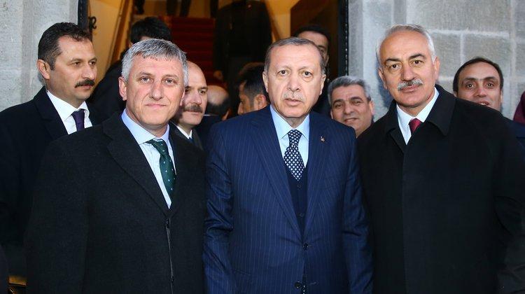 Başkan Sarıalioğlu, ''Hep Birlikte Yeni Hedeflere''