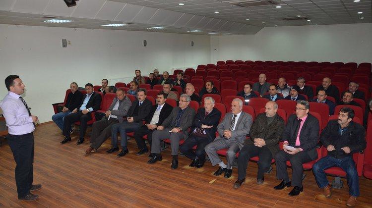 Of Belediyesi'nden 'İş Sağlığı ve Güvenliği' semineri