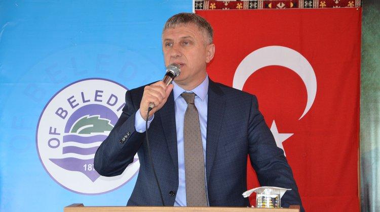 Başkan Sarıalioğlu, 19 Mayıs Atatürk'ü Anma, Gençlik ve Spor Bayramı'nı Kutladı