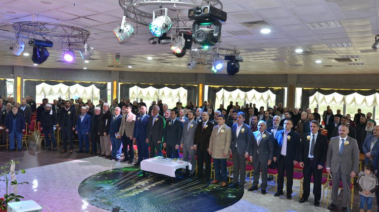 Başkan Sarıalioğlu, Mevlid-i Nebi Programına Katıldı