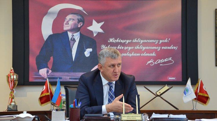Başkan Sarıalioğlu'ndan Berat Kandili Mesajı