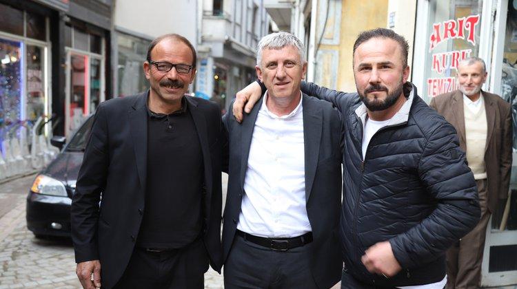 """Başkan Sarıalioğlu, """"En Büyük Engel Sevgisizliktir"""""""