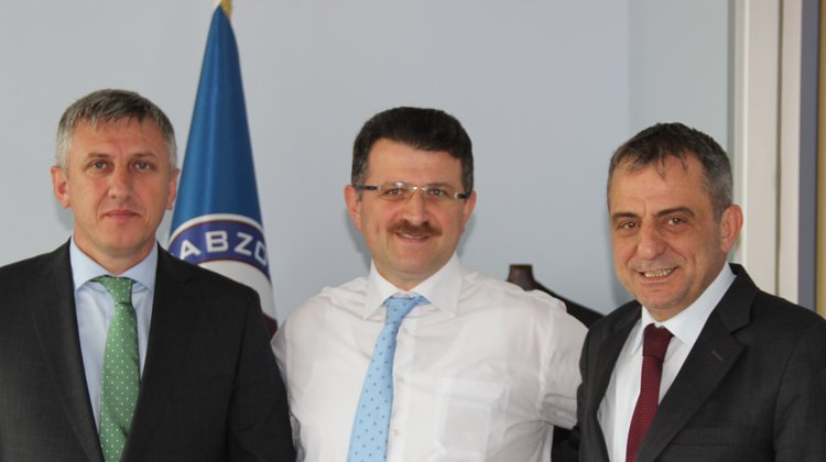 Genel Sekreter Çakır'a Sarıalioğlu'ndan Ziyaret