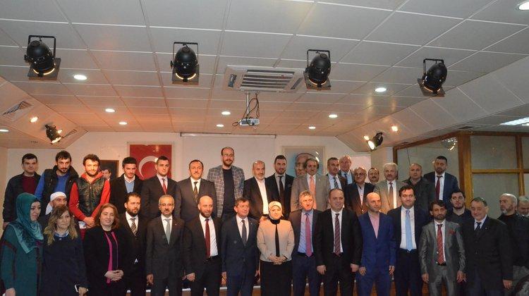 Başkan Sarıalioğlu İlçe Danışma Meclisi Toplantısına Katıldı