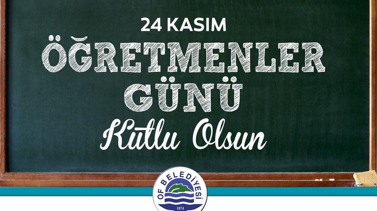 """Başkan Sarıalioğlu, """"Öğretmenler, Yarınlar Adına Umut Bağladığımız En Büyük Güçtür"""""""