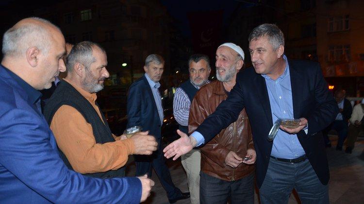 Başkan Sarıalioğlu, 'Geleneklerimize Sahip Çıkıyoruz'