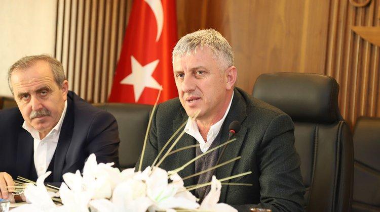 Of Belediyesi Mart ayı Meclis Toplantısı gerçekleşti