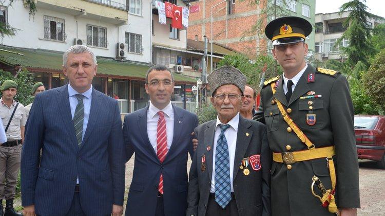 Başkan Sarıalioğlu'ndan Gaziler Günü Mesajı