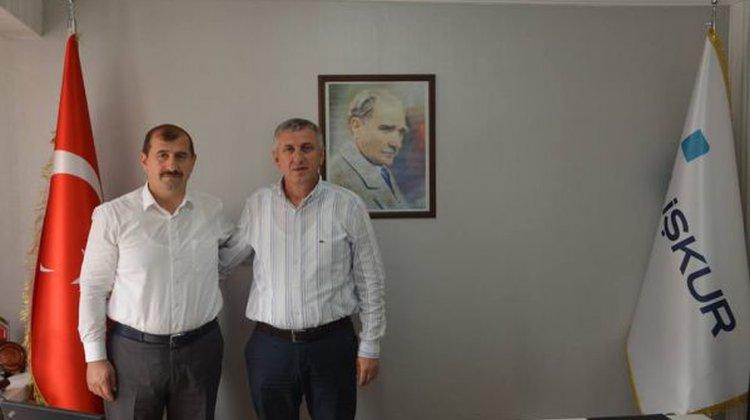 Başkan Sarıalioğlu'ndan Zengin'e ziyaret