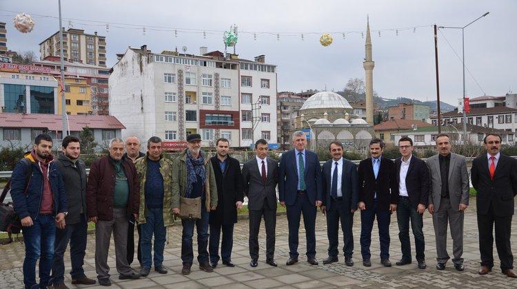 Başkan Sarıalioğlu, gazeteciler günü onuruna yemek verdi