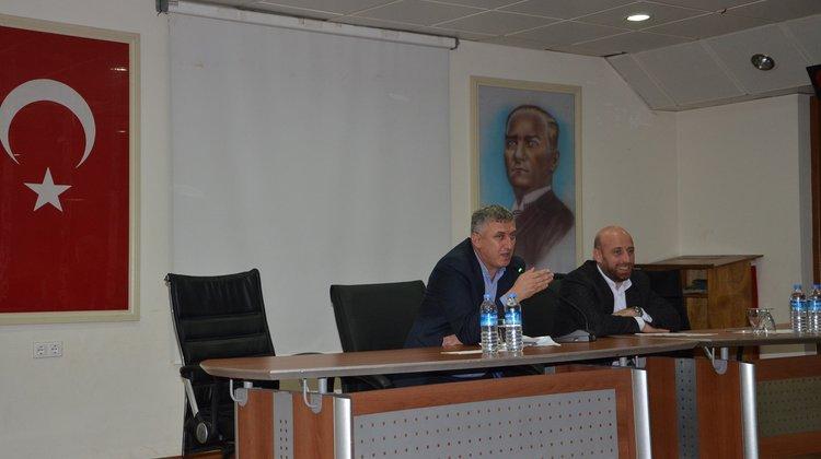 """Başkan Sarıalioğlu, """"Of'un Geleceğini Tasarlıyoruz"""""""