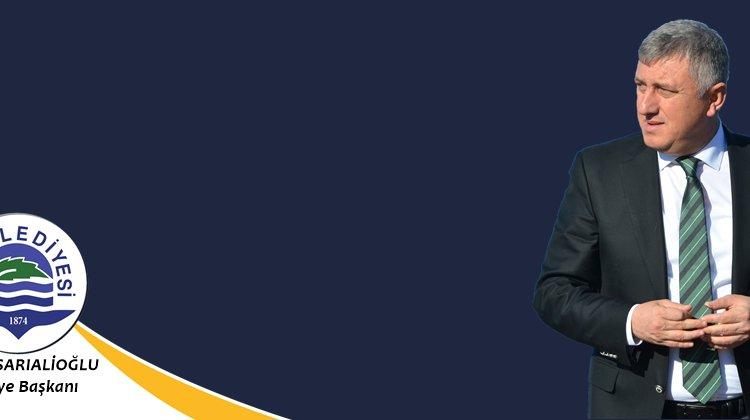 Başkan Sarıalioğlu, 31 Aralık Mekke'nin Fethini Kutladı