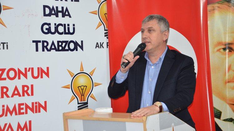 Başkan Sarıalioğlu'ndan AK Parti'nin 15. Kuruluş yıldönümü mesajı