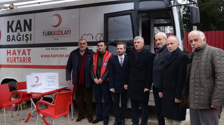 """Başkan Sarıalioğlu, """"Kanımız Mehmetçiğe Feda Olsun"""""""