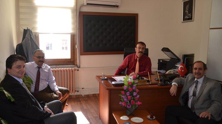 İşkur'dan Hizmet Noktamıza Ziyaret