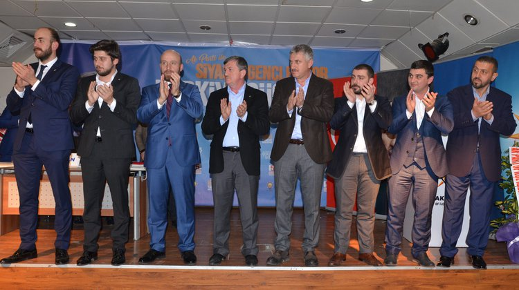 AK Parti Of Gençlik Kollarında Kapıcıoğlu dönemi