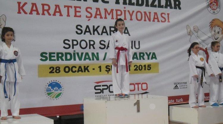 Of Belediyesi Karate Takımından Büyük Başarı