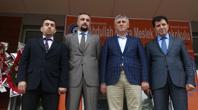 Başkan Sarıalioğlu, 5.Kanca Proje Etkinlik Gününe Katıldı