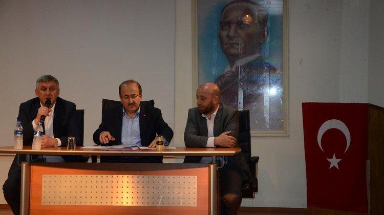 Of Belediye Başkanı Sarıalioğlu'ndan Mitinge Davet!