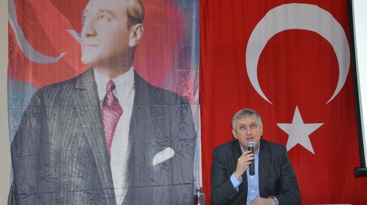 """Başkan Sarıalioğlu """"Çanakkale Kader Üstü Bir Kaderdir!"""""""