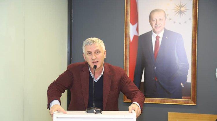 Ak Parti Of İlçe Teşkilatı Ocak Ayı Danışma Meclisi Toplantısı Gerçekleştirildi