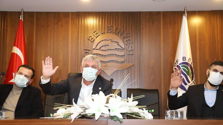 """Başkan Sarıalioğlu, """"Zorlu Pandemi Döneminden Geçiyoruz"""""""