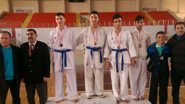 Of Belediyesi Karate Takımından Başarılı Performans
