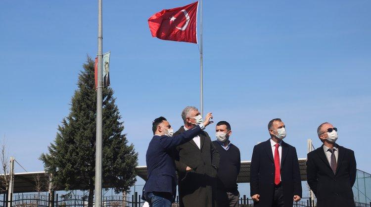 """Başkan Sarıalioğlu: """"Of'un Çehresini Değiştirmeye Devam Ediyoruz"""""""
