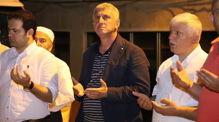 Of'ta 65 hacı adayı kutsal topraklara uğurlandı
