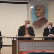Başkan Sarıalioğlu personeliyle bir araya geldi