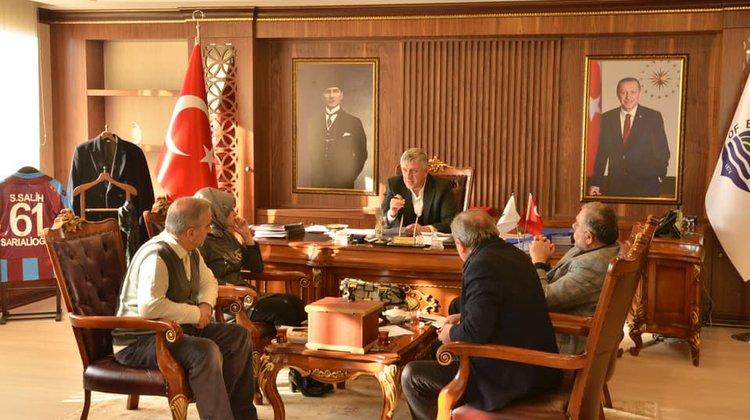 2019 yılının ilk Belediye Meclis Toplantısını