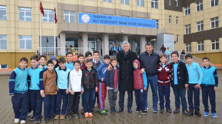 Başkan Sarıalioğlu'nun 2017-2018 Eğitim Öğretim Yılı Açılış Mesajı