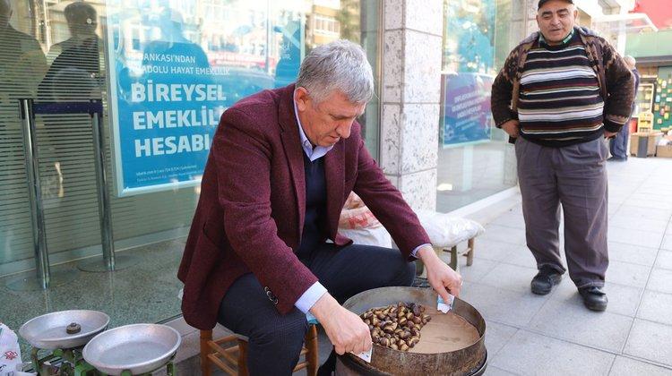 """Başkan Sarıalioğlu: """"Bizim Sevdamız Of'umuzu Büyütmektir"""""""