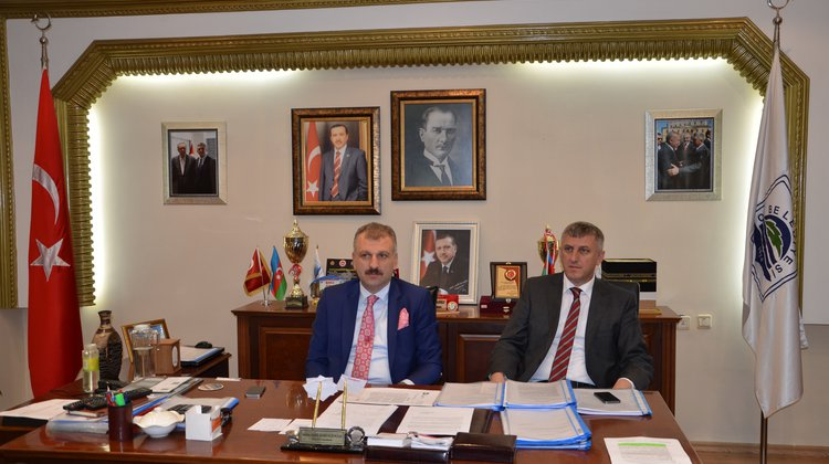 Başkan Sarıalioğlu'nun Yaşanan Sel Felaketi İle İlgili Basın Açıklaması