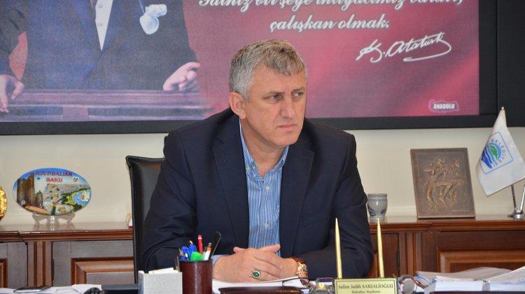 Başkan Sarıalioğlu'nun baba acısı