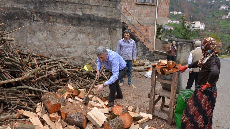 Başkan Sarıalioğlu'nun Mahalle Ziyaretleri Sürüyor