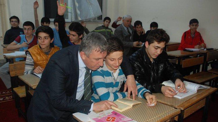 Başkan Sarıalioğlu'nun Kütüphaneler Haftası Mesajı